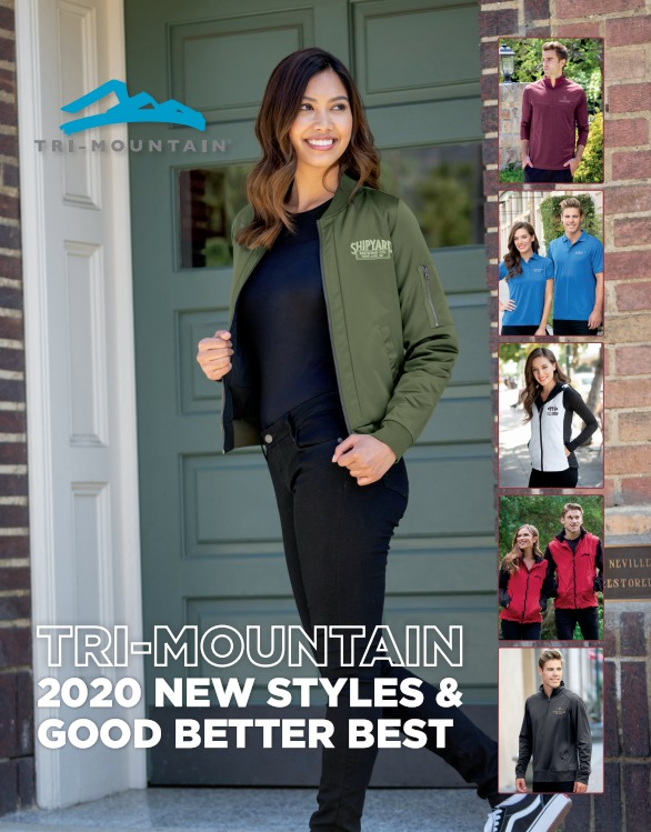 Tri-Mountain Good Better Best & New Styles Collection