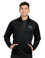 F7000 M's Layer Knit Jacket Image