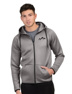 F7090 M's Layer Knit Zip Hoody Image